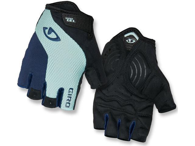Giro Strada Massa Gel Gloves Women Mint/Midnight